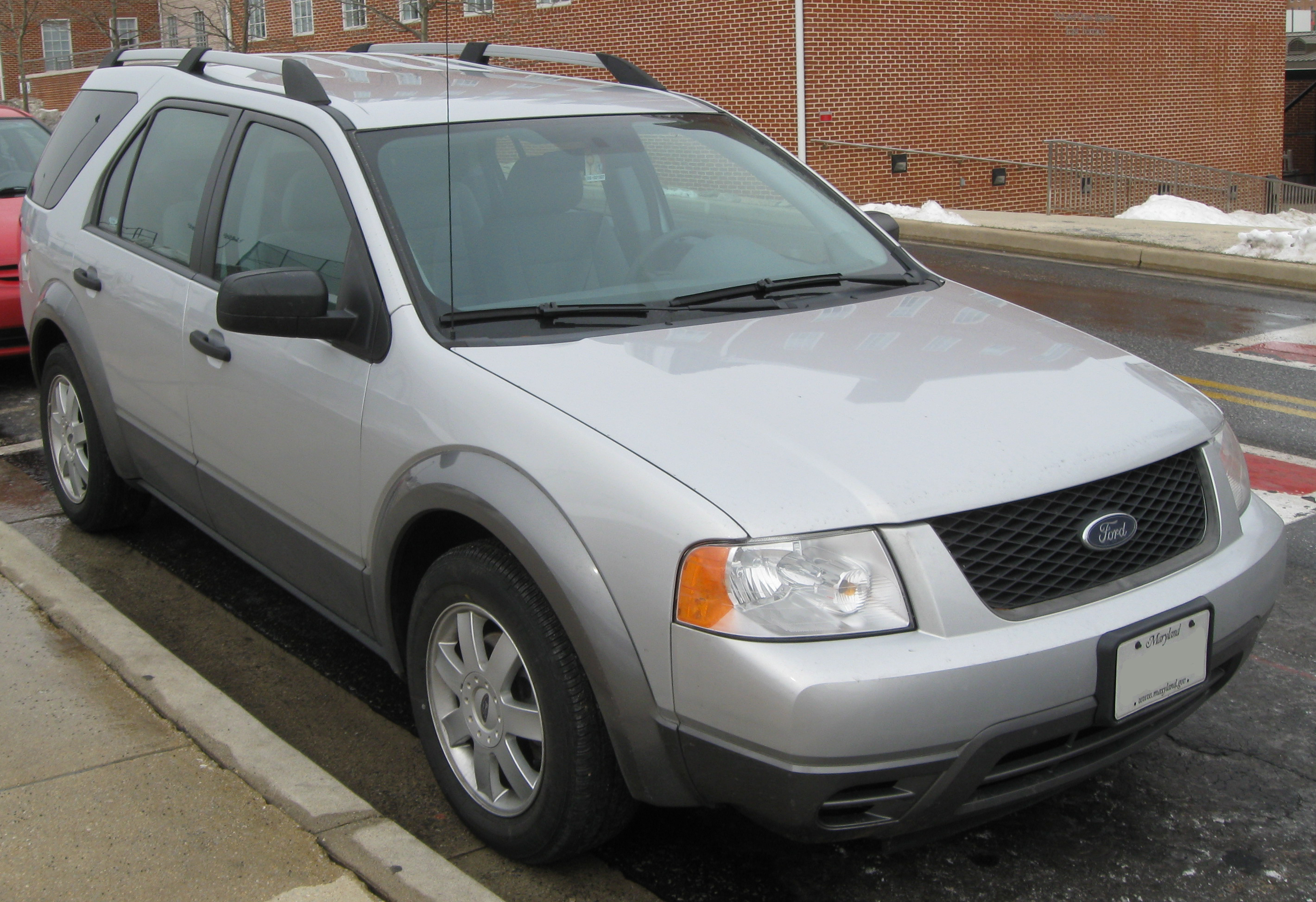 2005 Ford Freestyle #7
