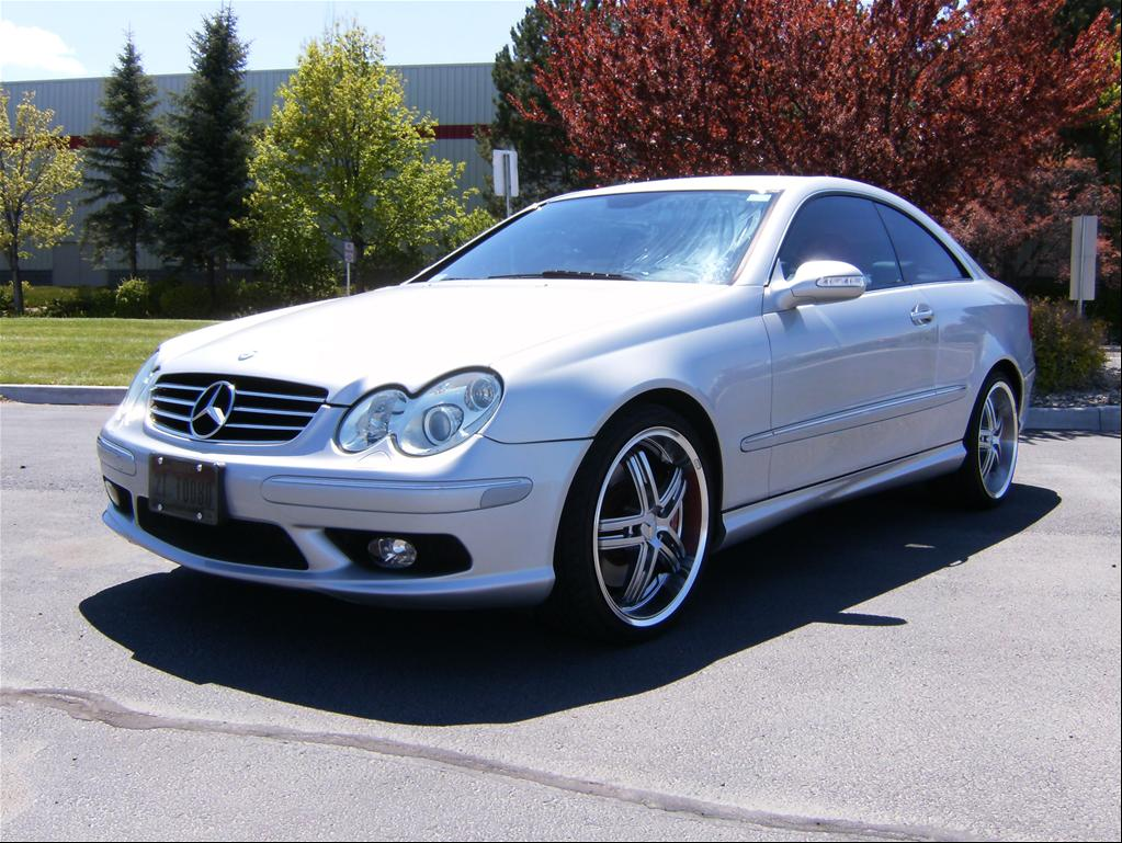 2004 Mercedes-Benz CLK #9