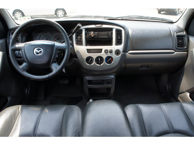 2003 Mazda Tribute Photos Informations Articles