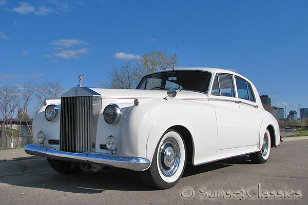 1958 Rolls royce Silver Cloud #7