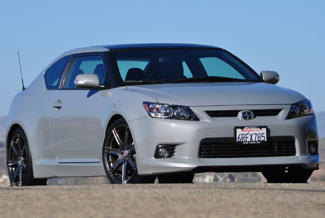 2013 Scion Tc #12