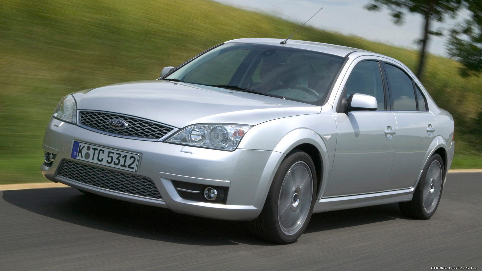 2006 Ford Mondeo #1