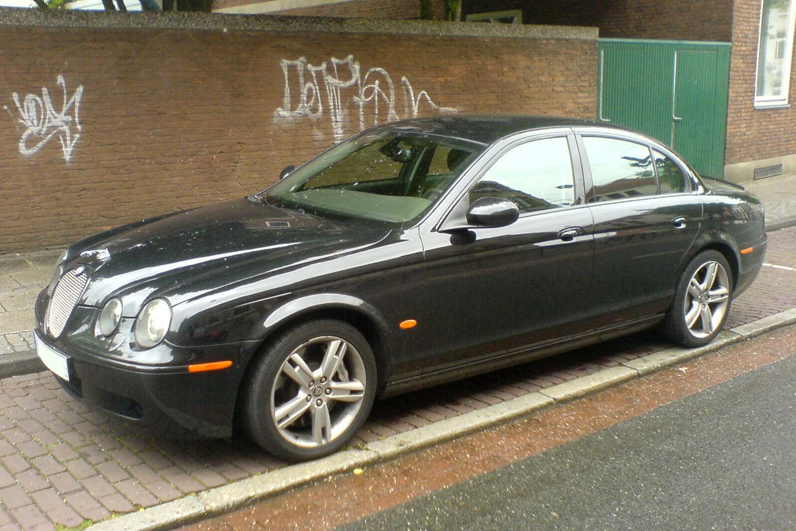 2006 Jaguar S-type #2