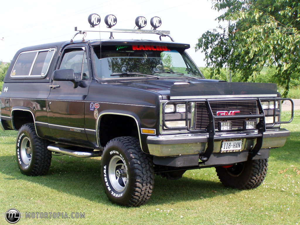 GMC Jimmy #13