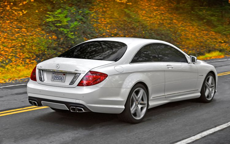 2011 Mercedes-Benz CL #10
