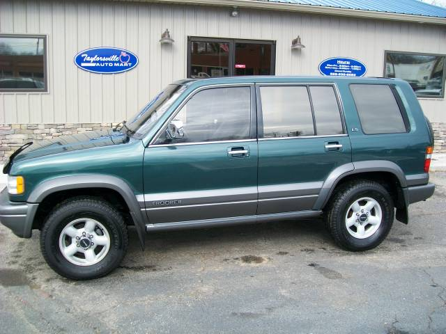 1996 Isuzu Trooper #5