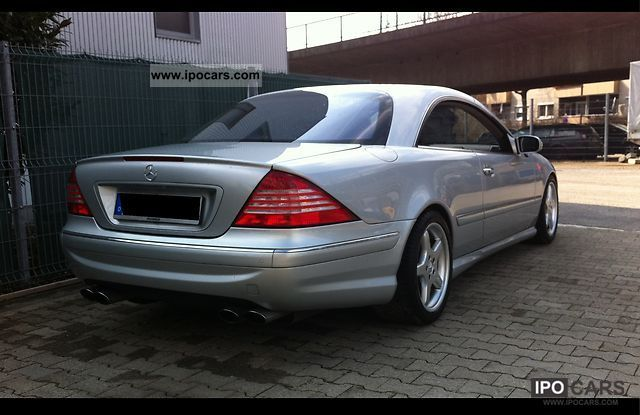 2003 Mercedes-Benz CL #14