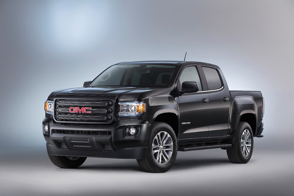 2015 GMC Canyon #4
