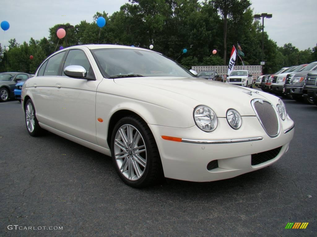 2008 Jaguar S-type #16