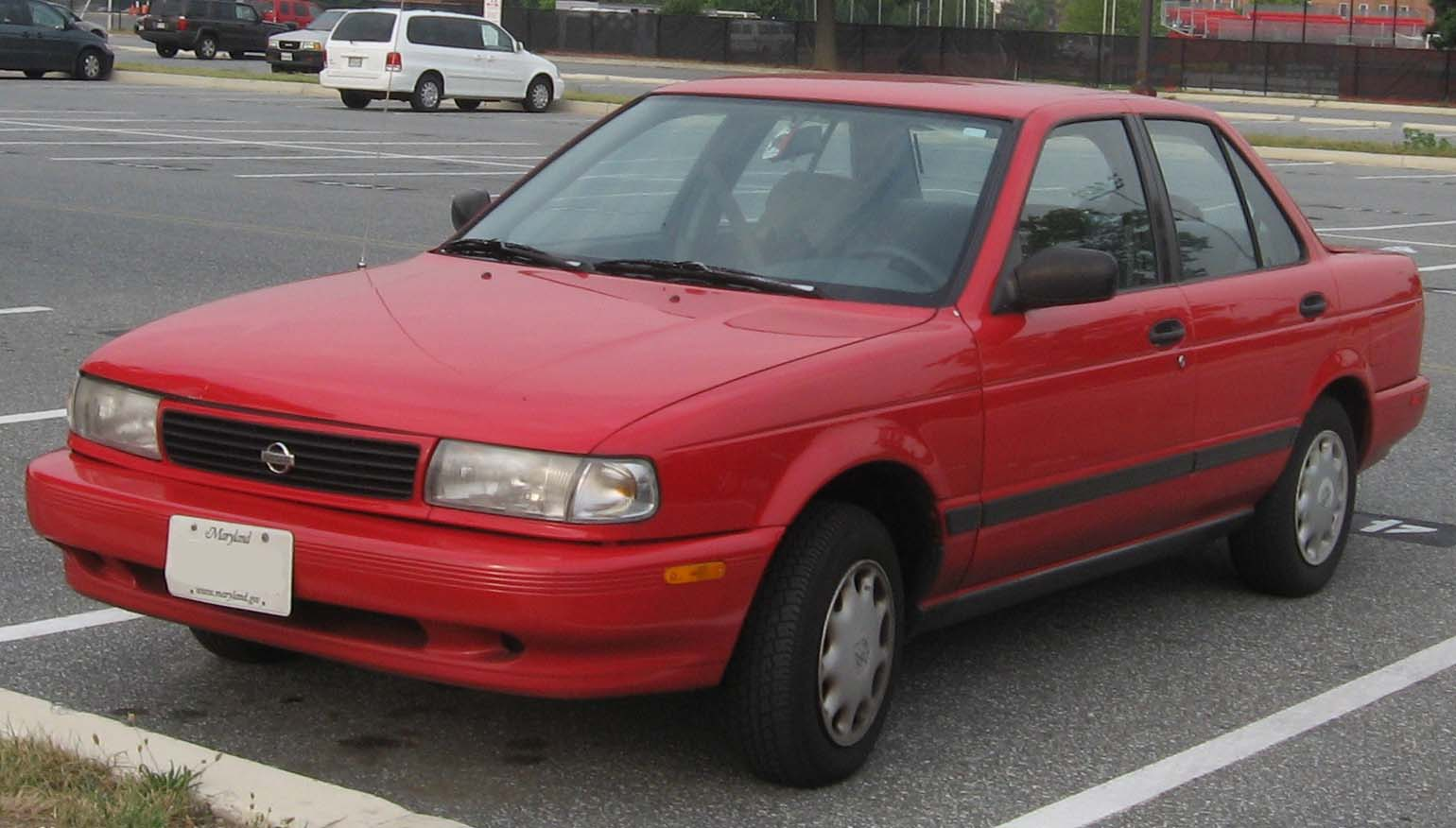 1991 Nissan Sentra Photos Informations Articles 91 Wiring Diagram Free Picture 1