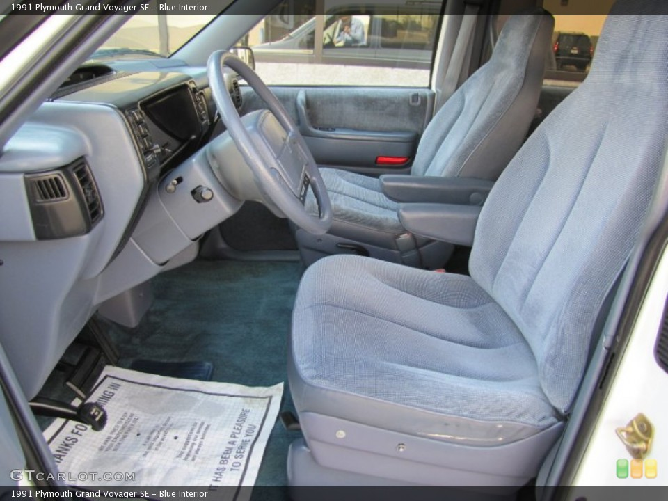 1991 Plymouth Grand Voyager #14