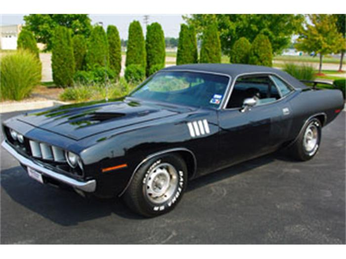 1971 Plymouth Barracuda #10