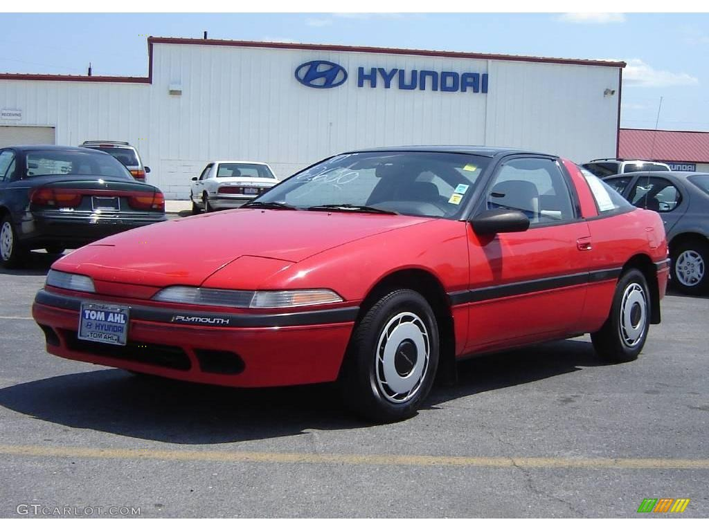 1990 Plymouth Laser #14