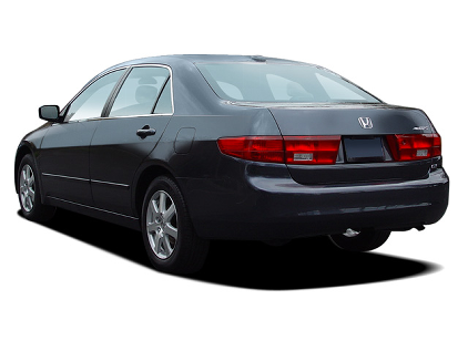 2005 Honda Accord #13