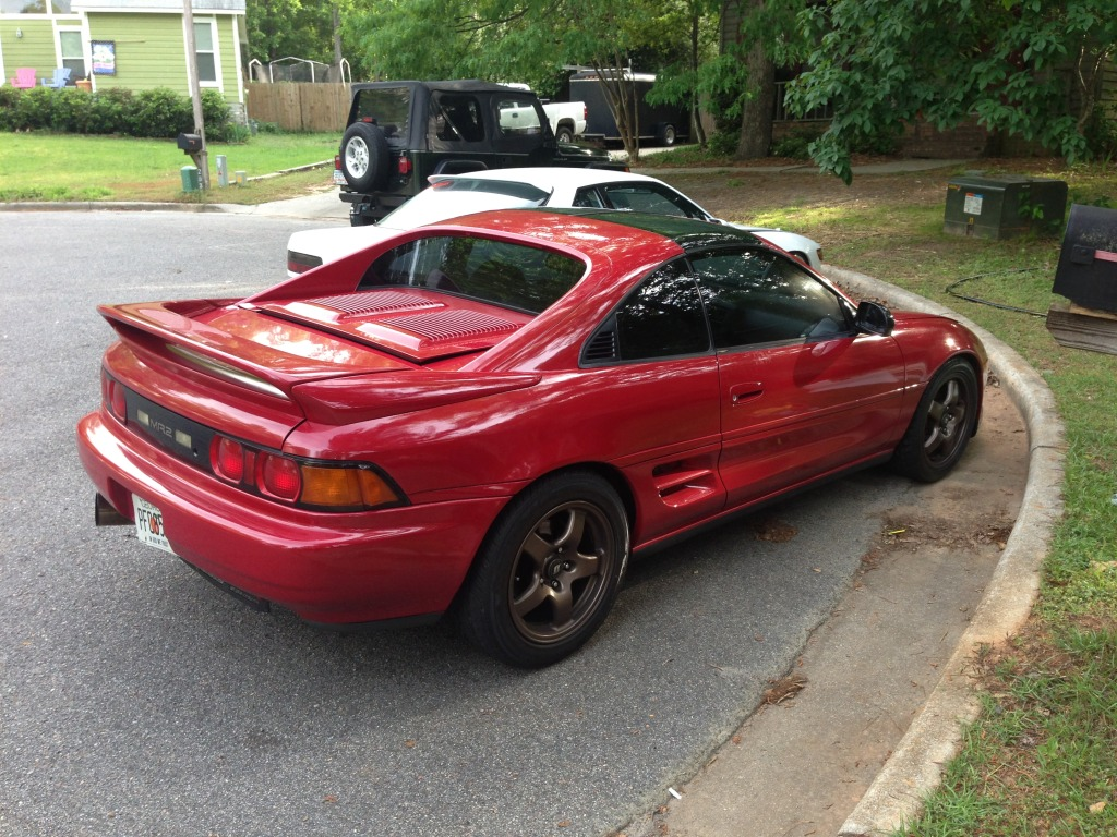 1991 Toyota Mr2 #13