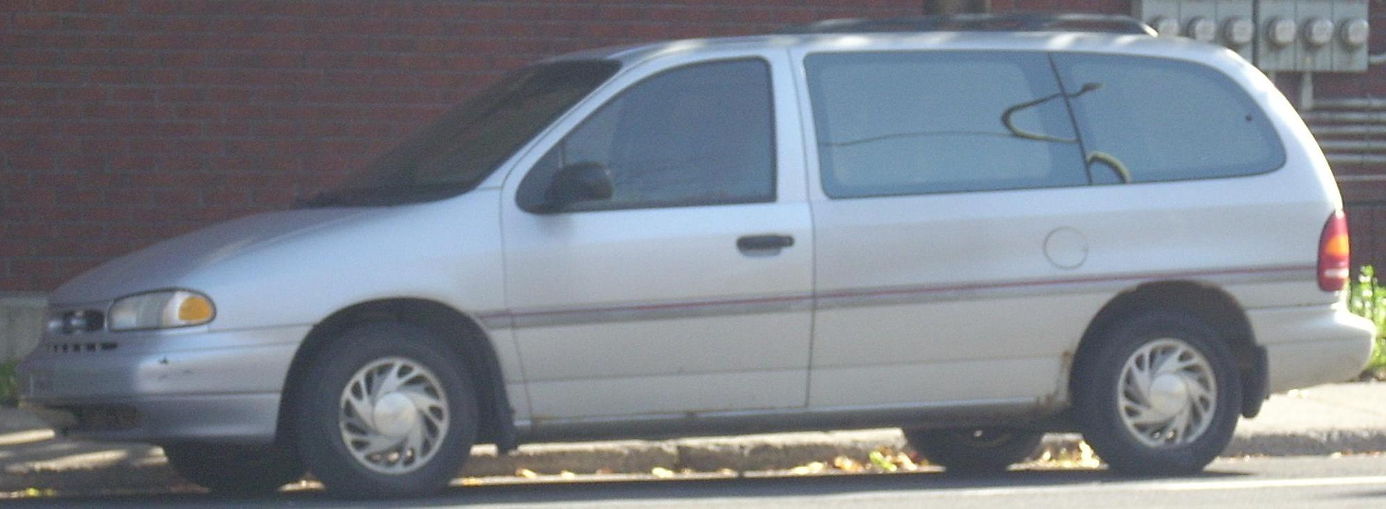 1997 Ford Windstar #6