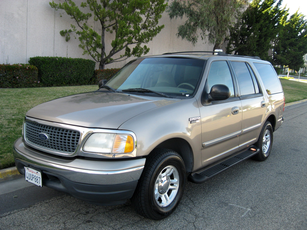 2001 Ford Expedition #1
