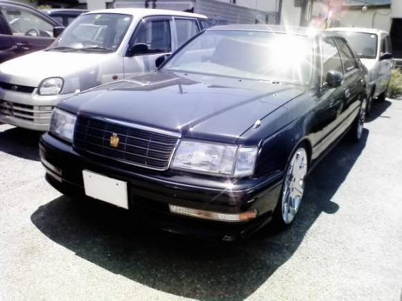 1996 Toyota Crown #15