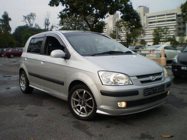2004 hyundai getz photos informations articles. Black Bedroom Furniture Sets. Home Design Ideas