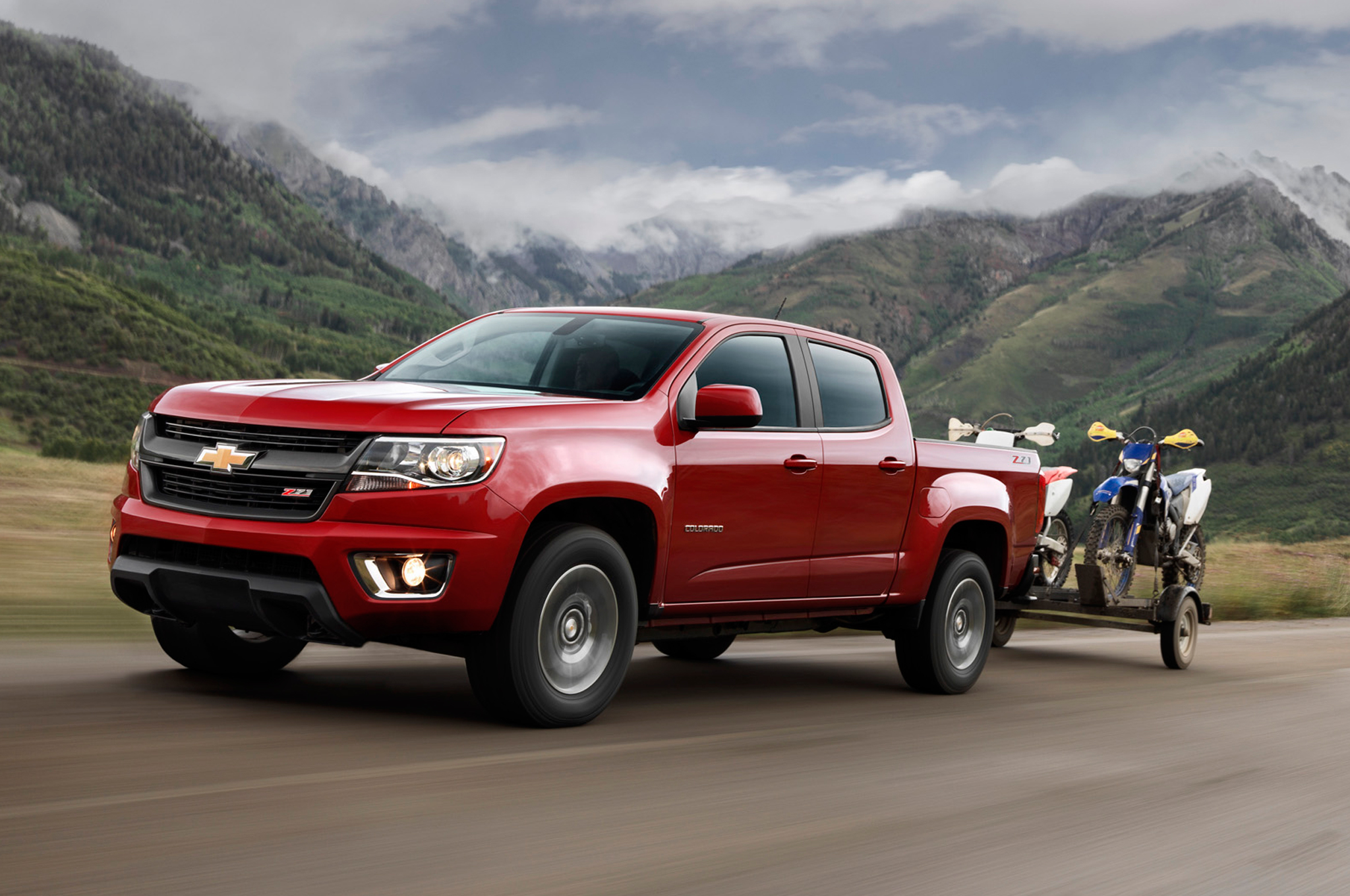 2015 Chevrolet Colorado #4