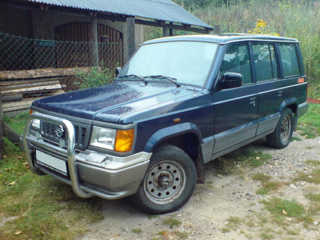 1995 Ssangyong Musso #14