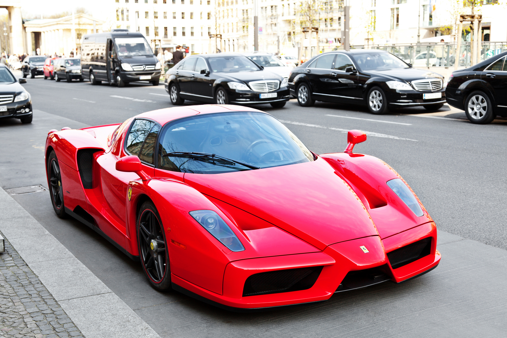 ferrari enzo photos informations articles. Black Bedroom Furniture Sets. Home Design Ideas