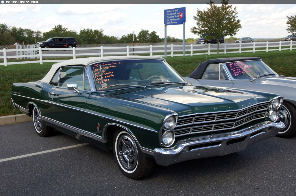 Ford Galaxie #13