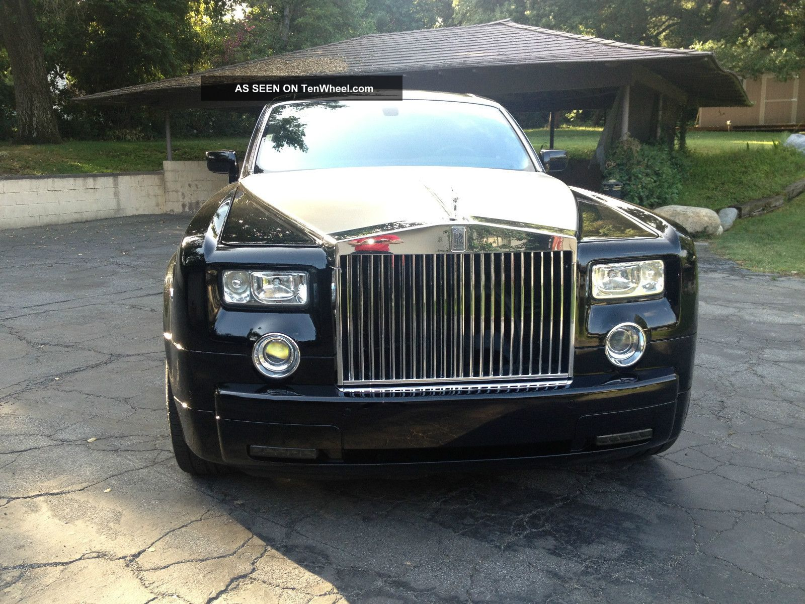 2004 Rolls royce Phantom #10