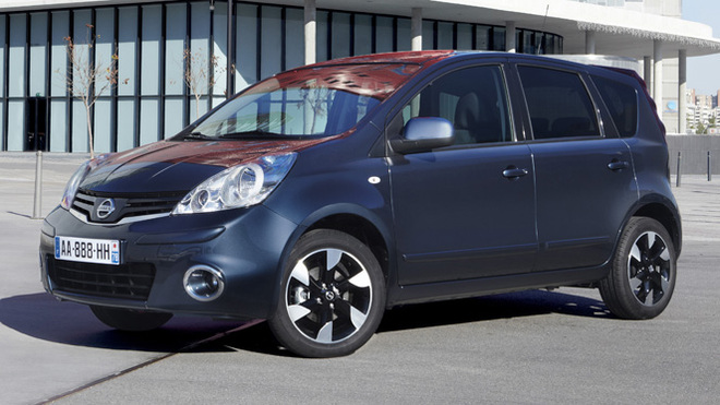 2012 Nissan Note #13