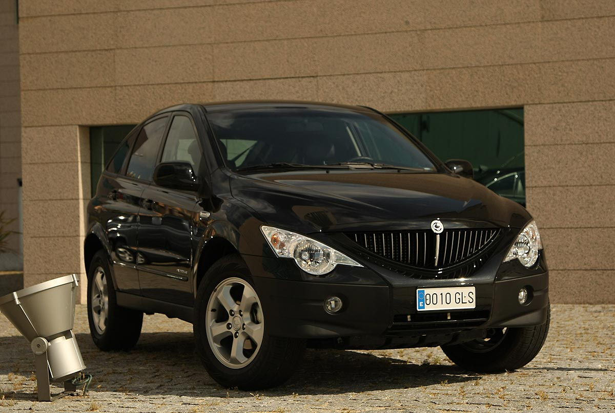 2009 Ssangyong Actyon #2