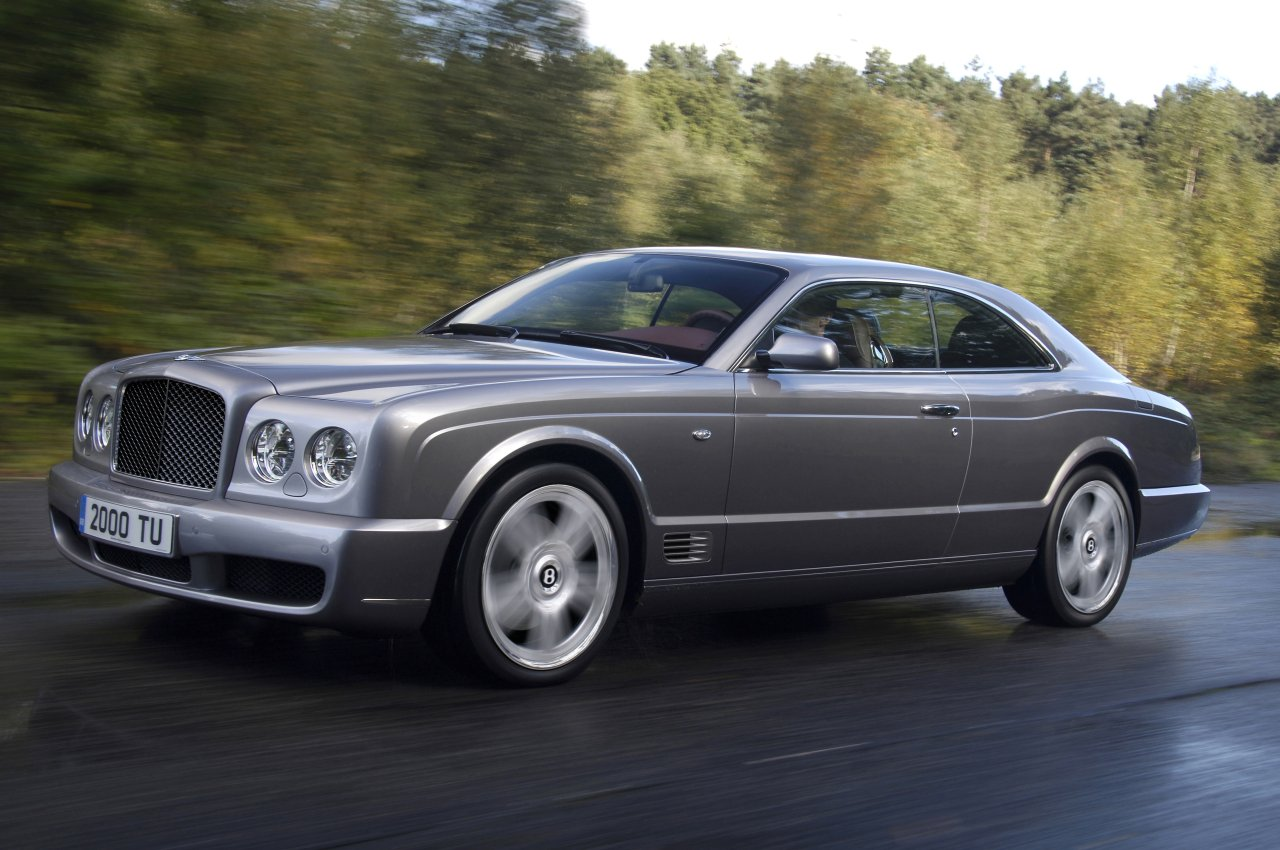 Bentley Brooklands #15