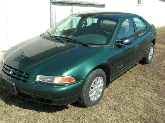1997 Plymouth Breeze #8