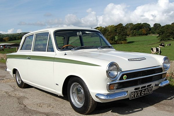 Ford Lotus Cortina #5