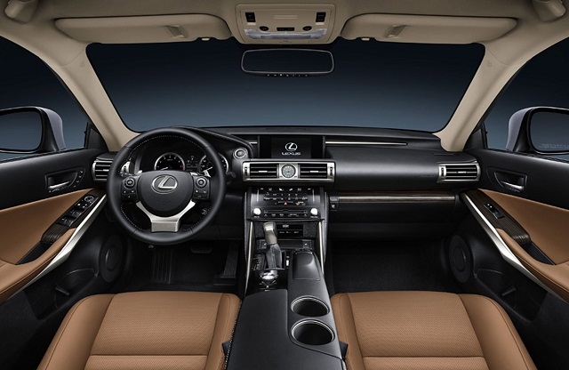 2015 Lexus Is 250 #12