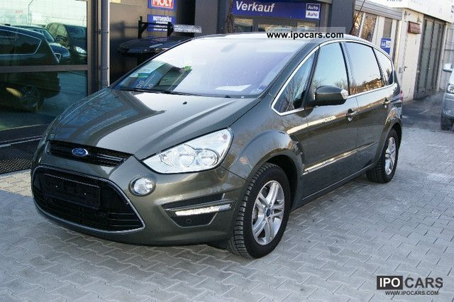 2011 Ford S-Max #6