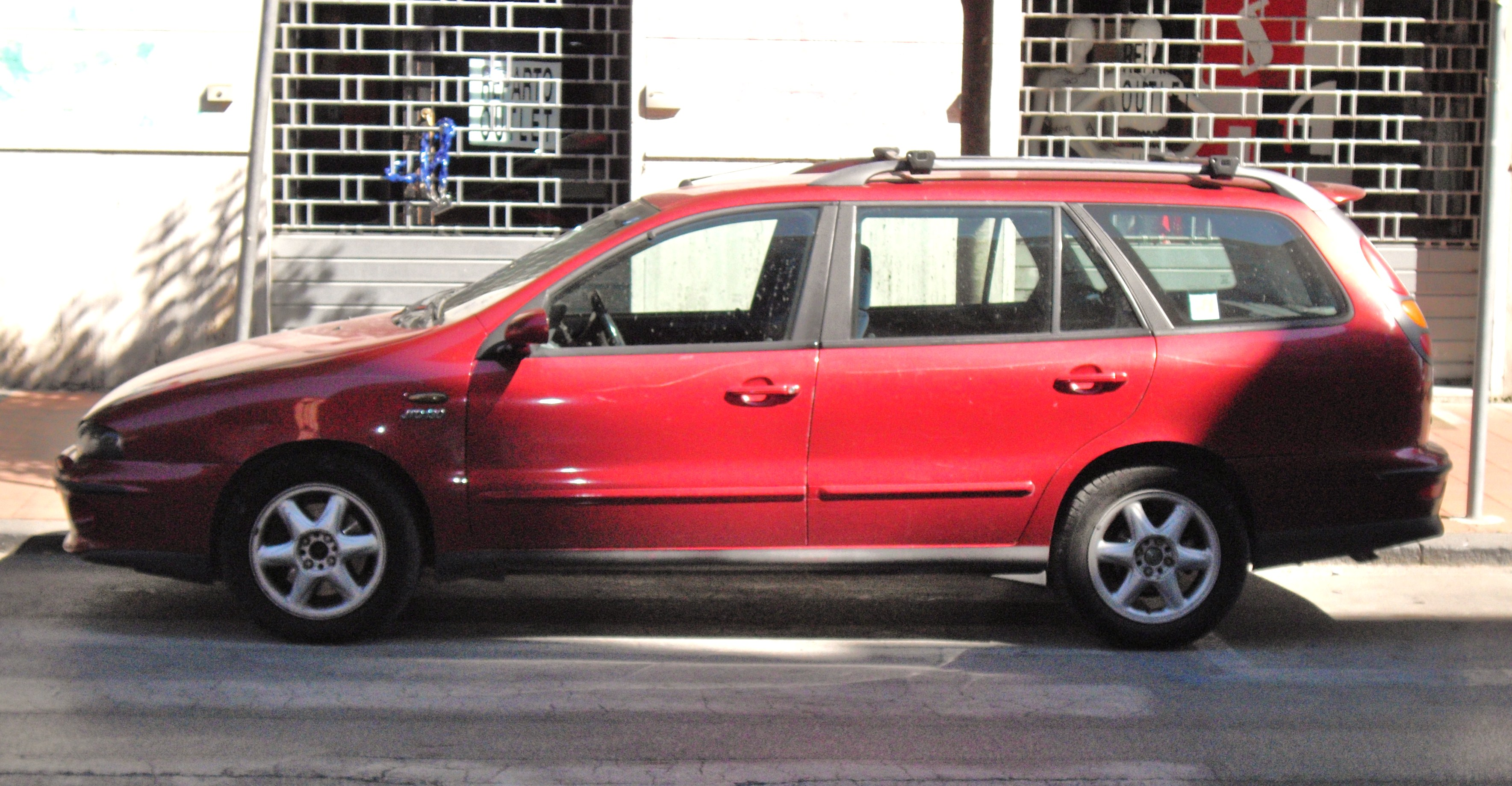 Fiat Marea Weekend #9