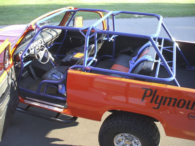 1977 Plymouth Trail Duster #9