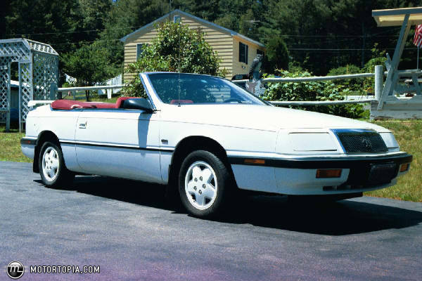 1992 Chrysler Le Baron #7