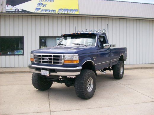 1996 Ford F-350 #14