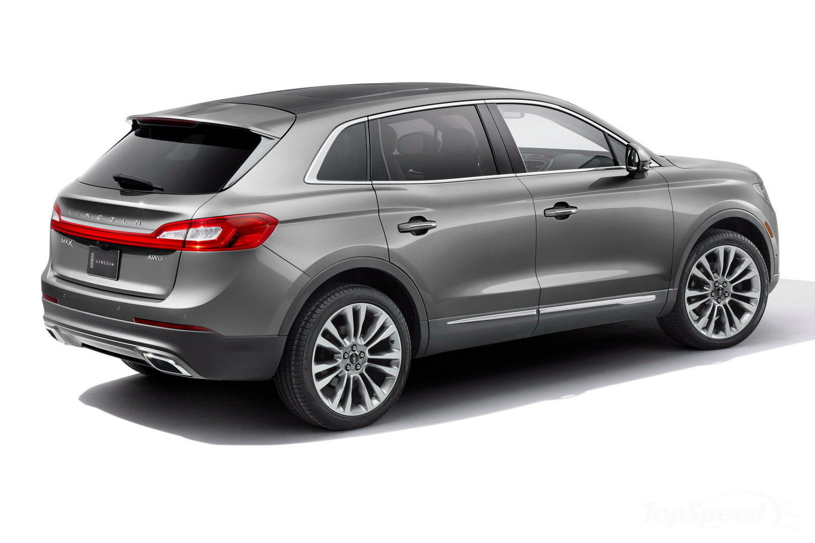 2016 Lincoln Mkx #11