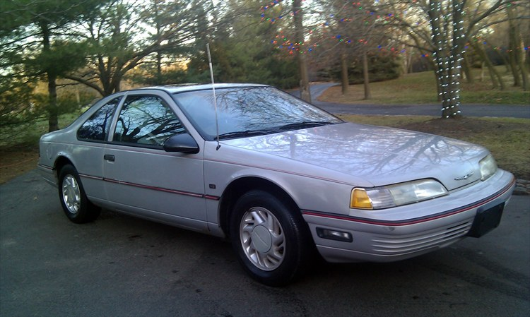 1991 Ford Thunderbird #10