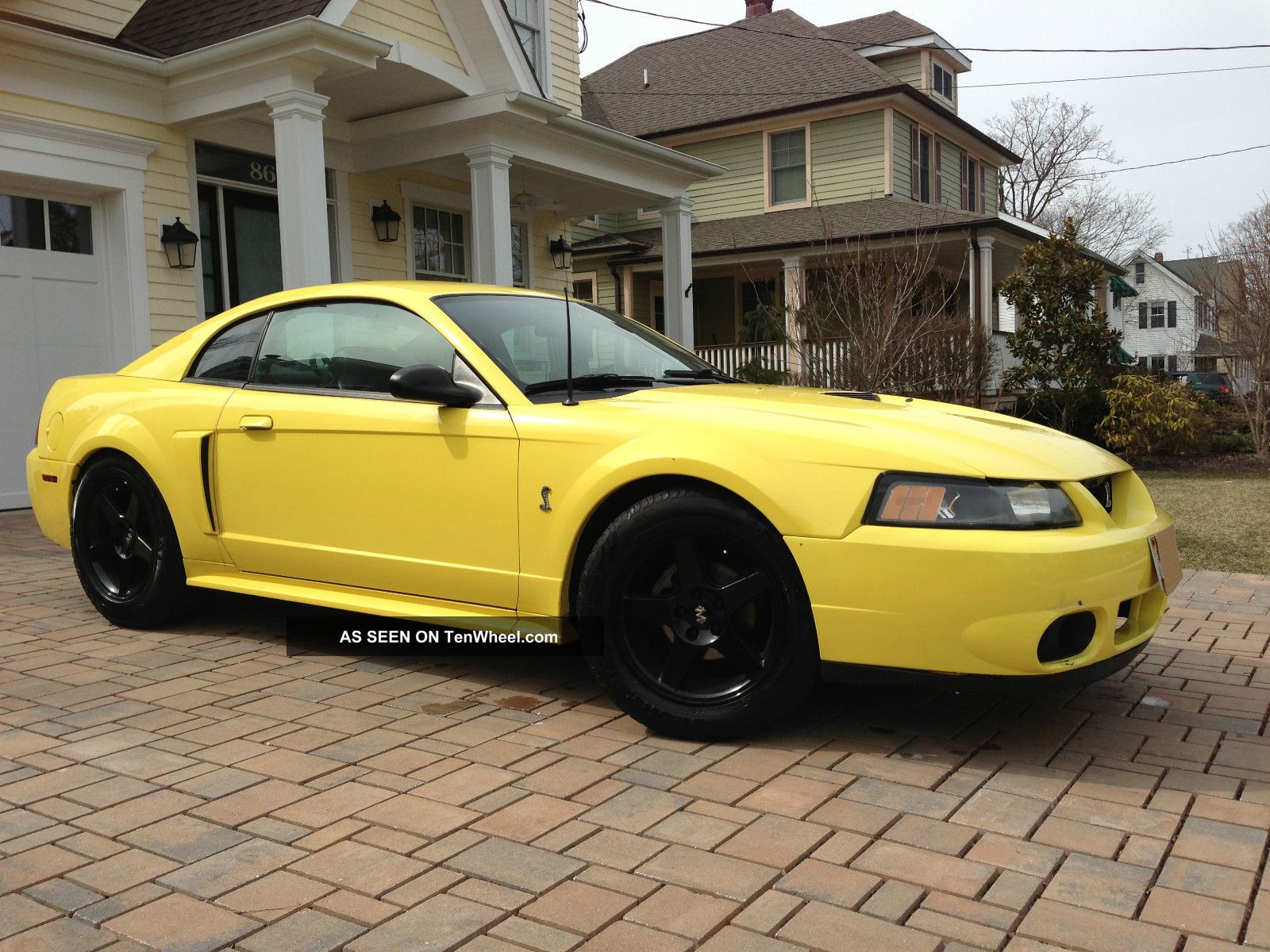 2001 Ford Mustang #14