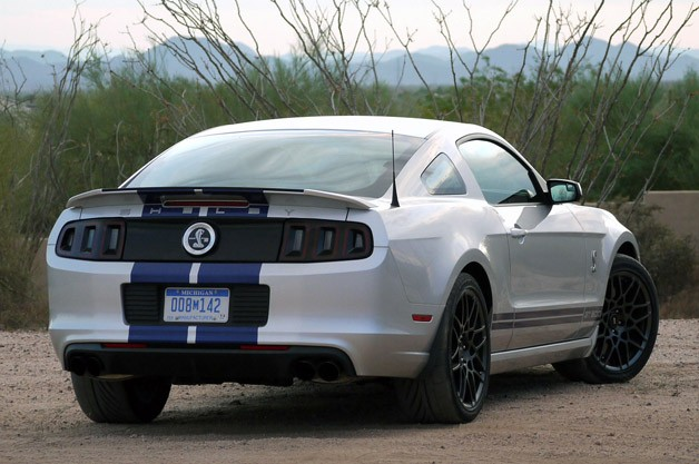 2014 Ford Shelby Gt500 #13