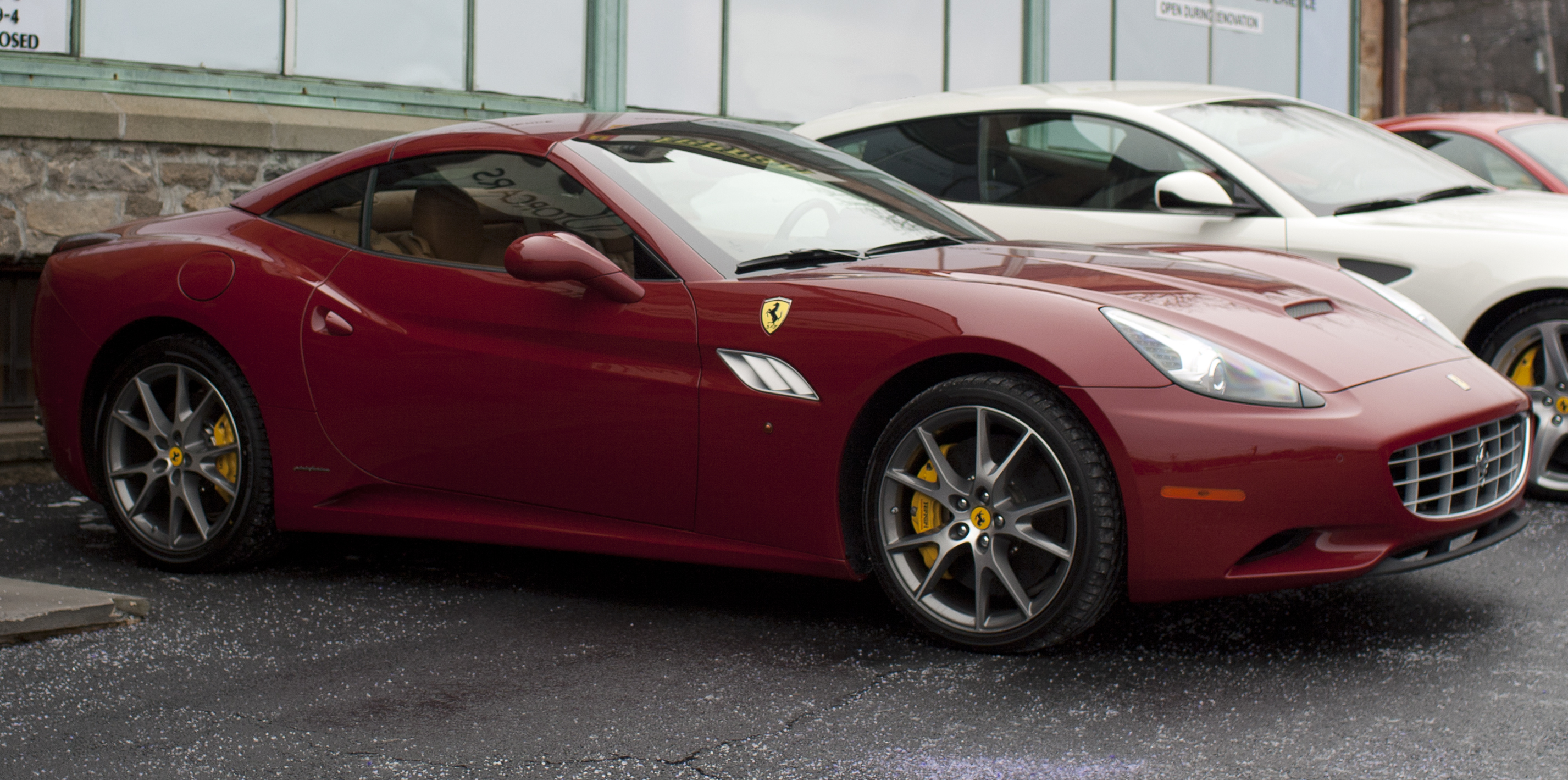 Ferrari California #3