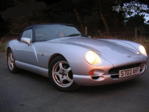 1995 TVR Griffith #8
