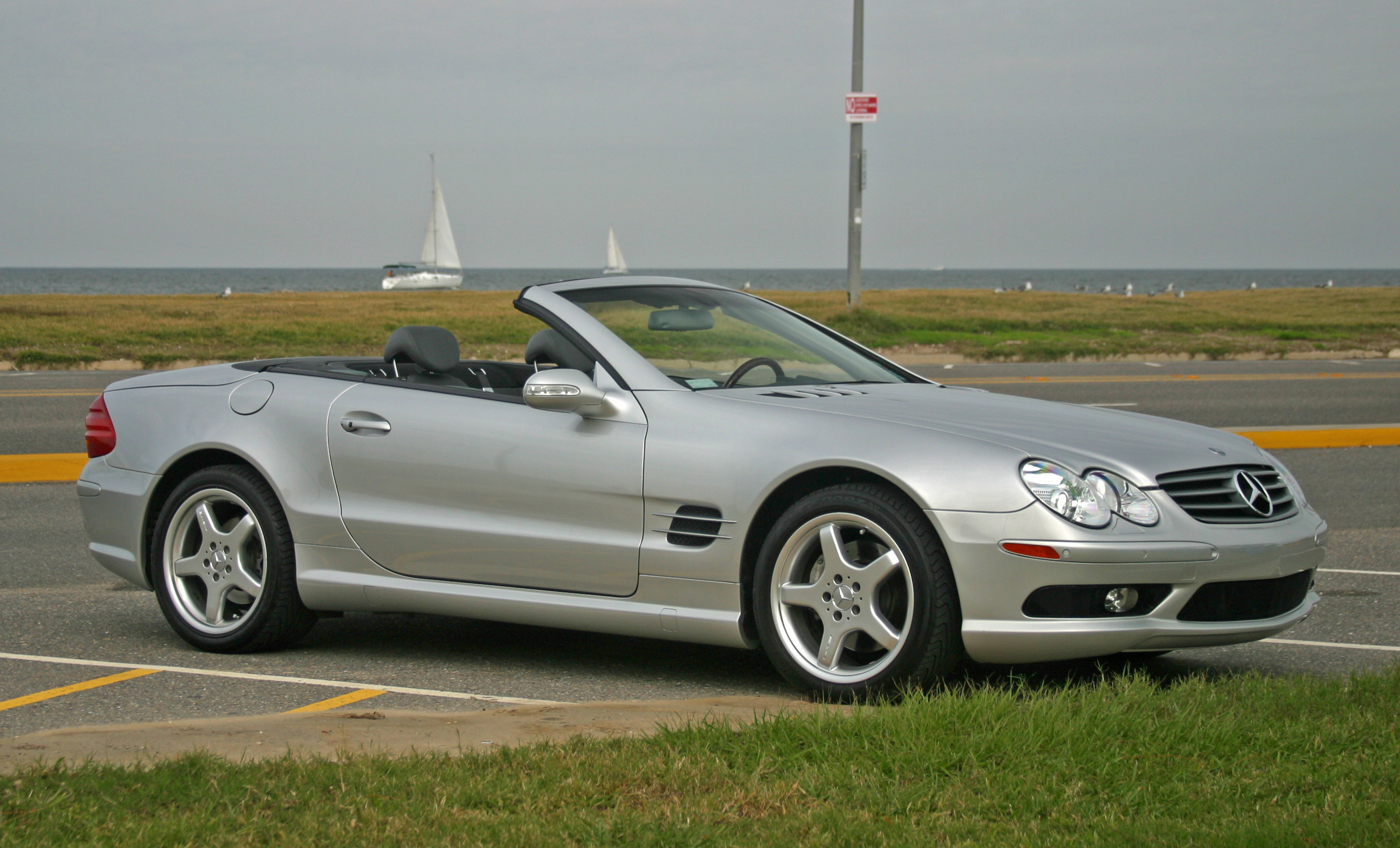 2006 Mercedes-Benz SL #13
