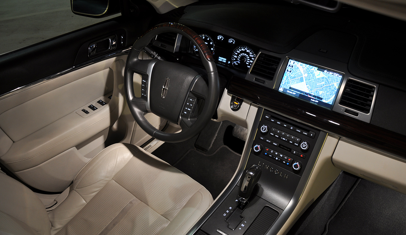 2009 Lincoln Mkz #8