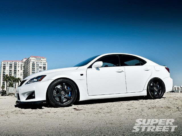 2009 Lexus Is F #10