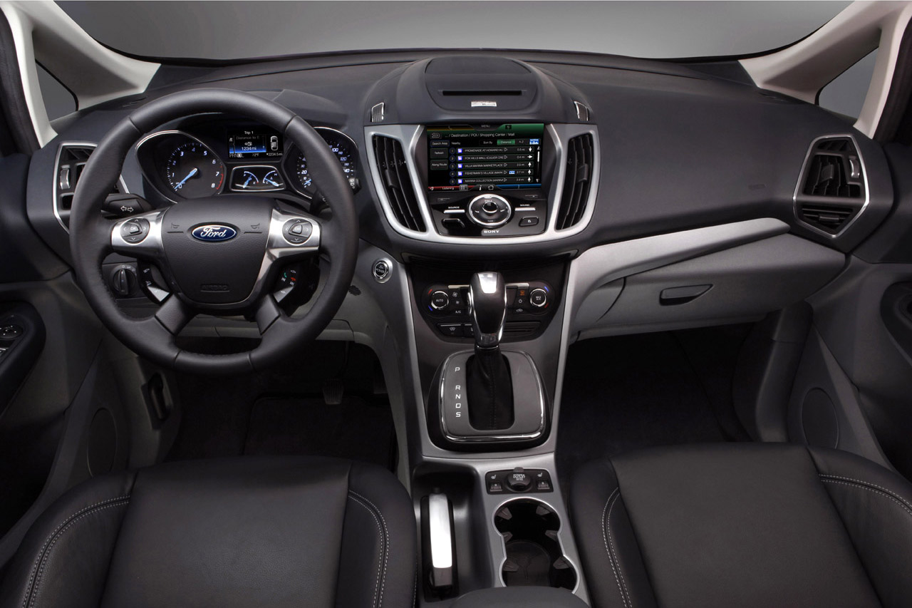 2012 Ford C-Max #13