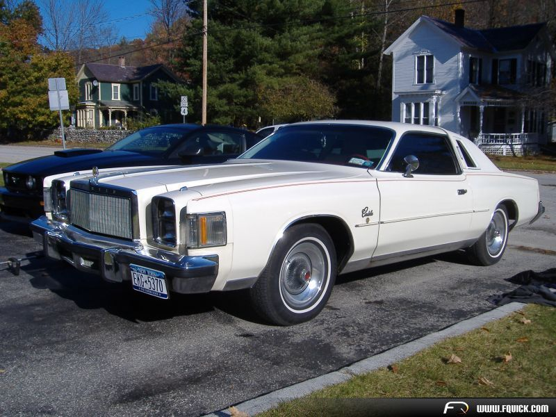 1978 Chrysler Cordoba #12